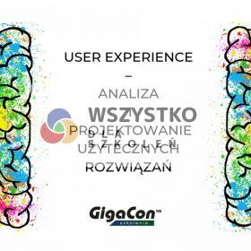 UX - analiza i projektowanie użytecznych rozwiązań
